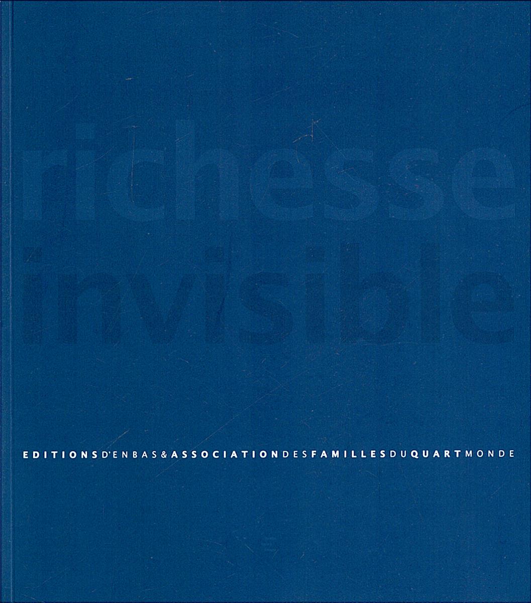 Couverture du livre Richesse Invisible