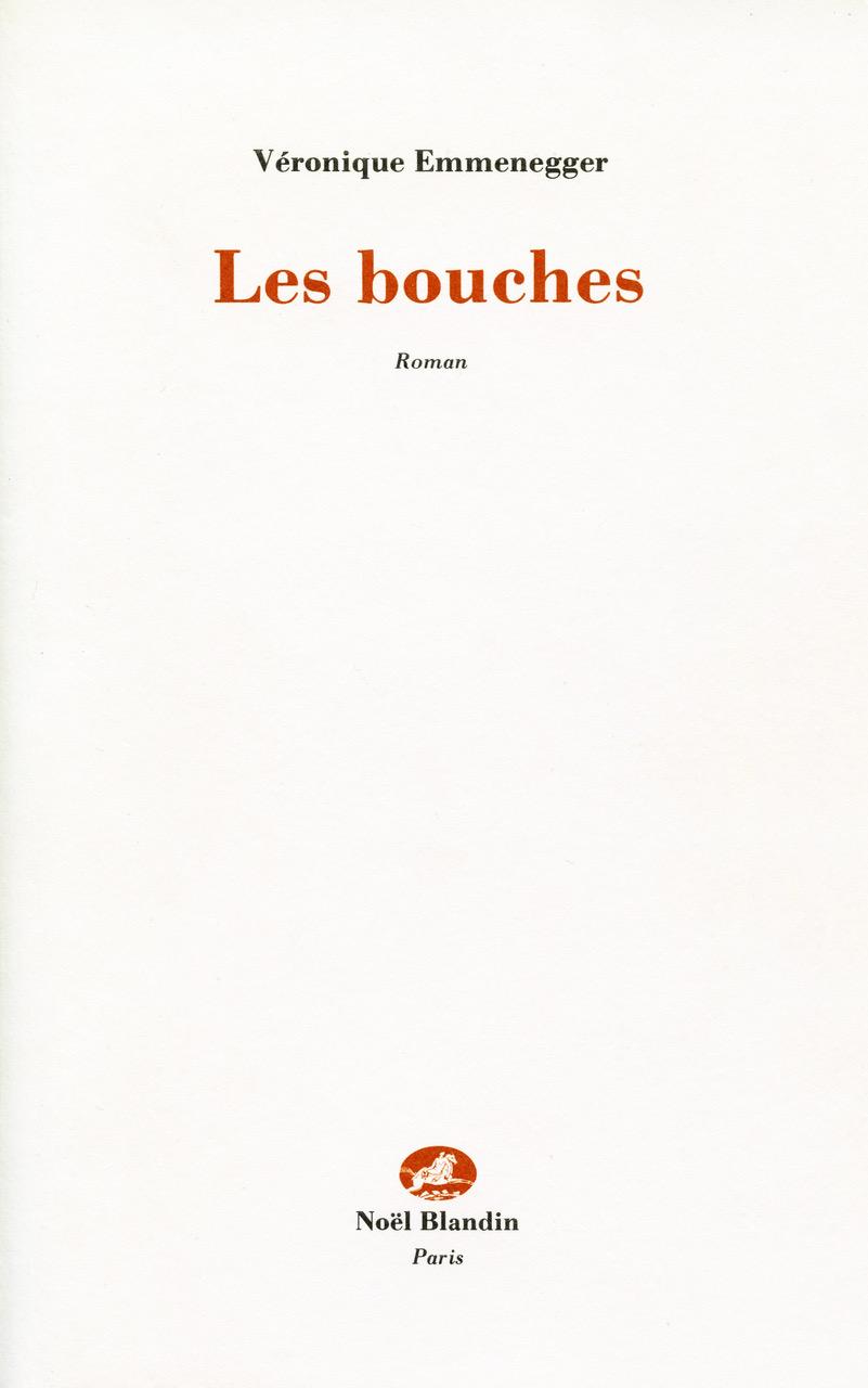 Livre Les Bouches