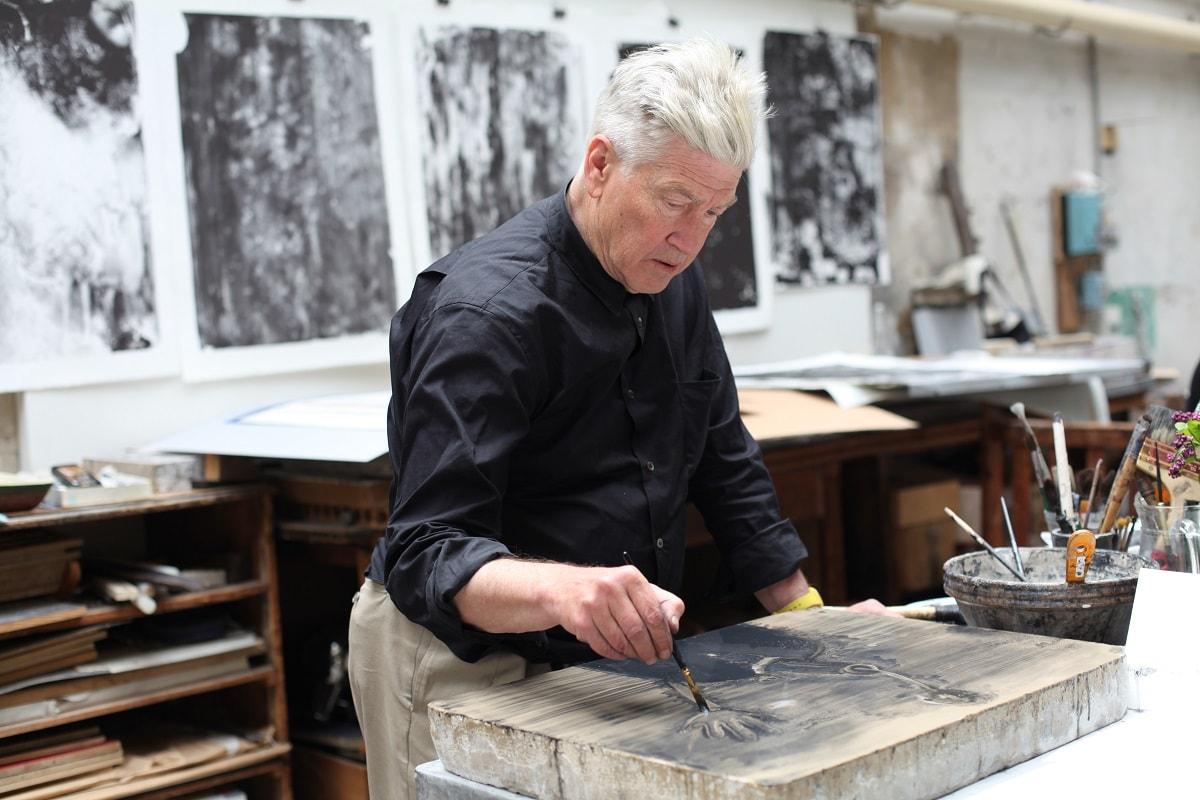 David Lynch au musée Alexis Forel