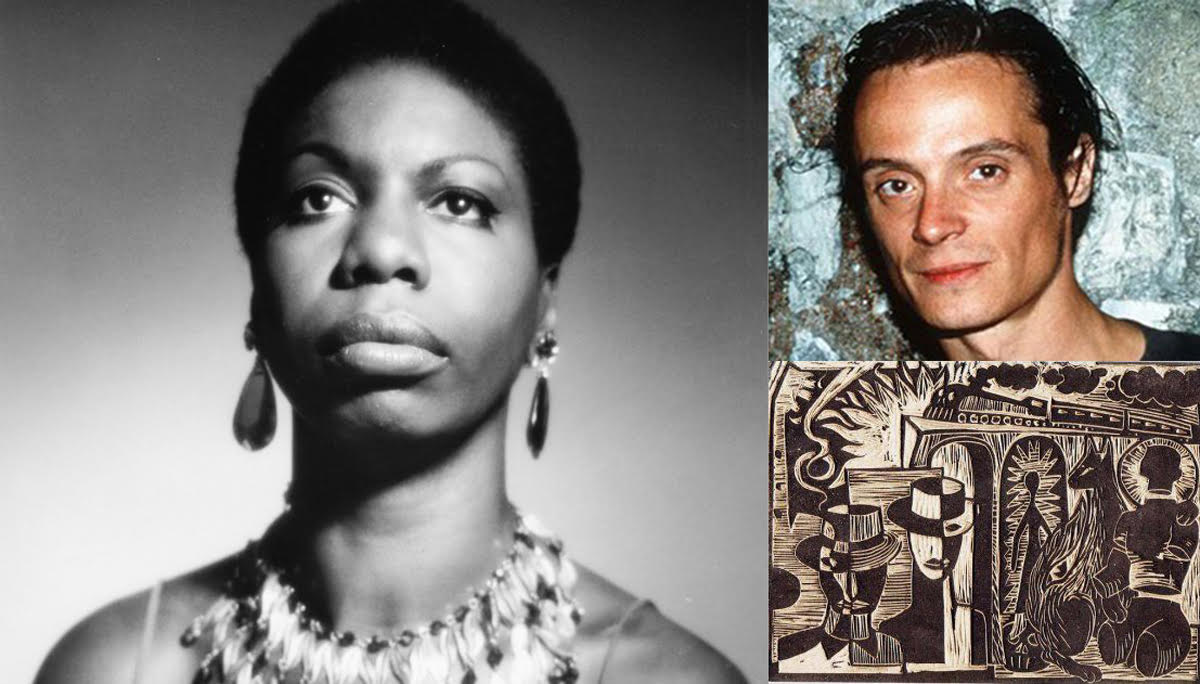 Nina Simone et Mano Solo