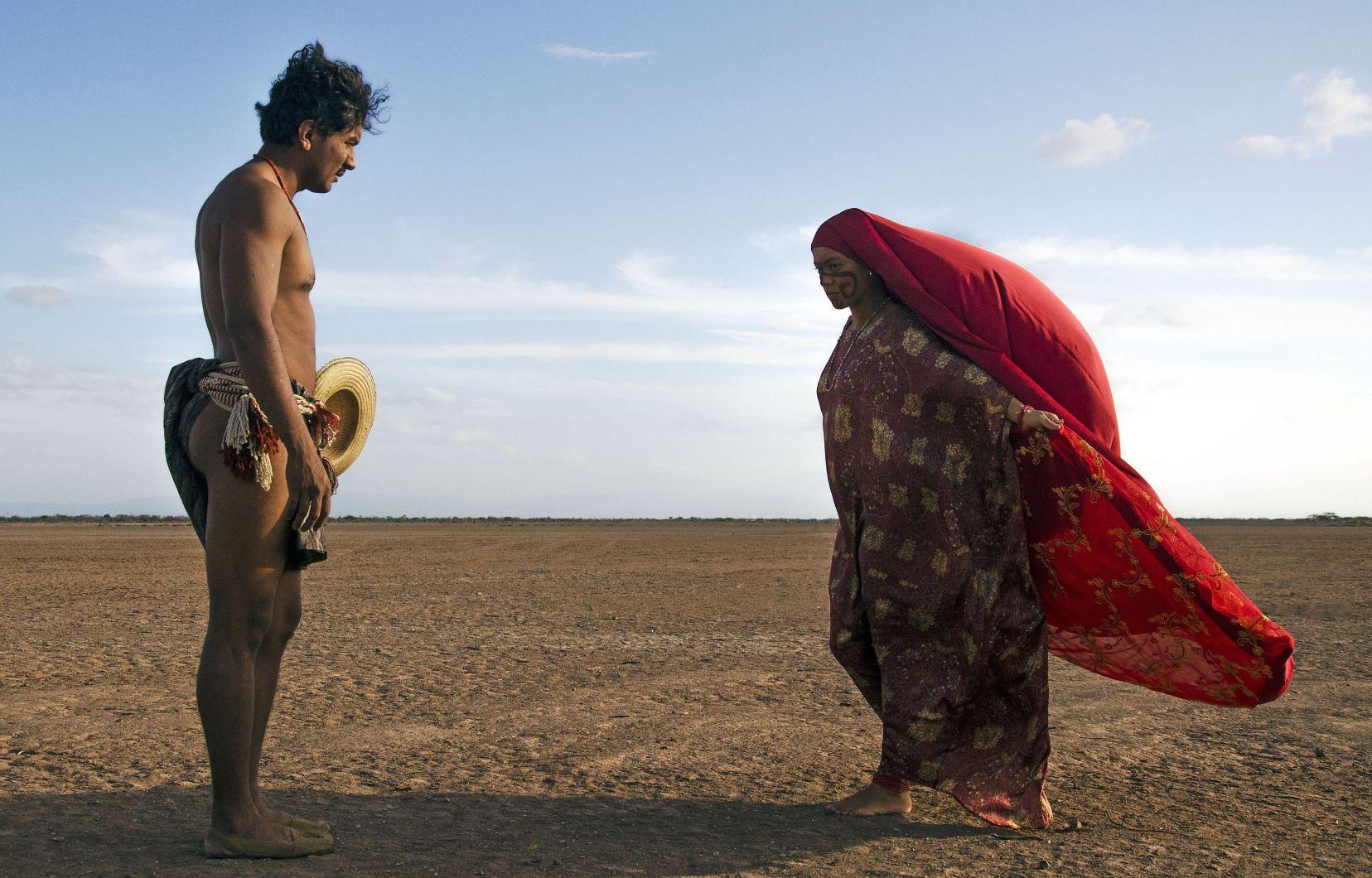 Les oiseaux de passage du réalisateur colombien Ciro Guerra
