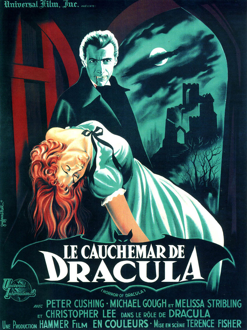 Dracula au château de Saint-Maurice