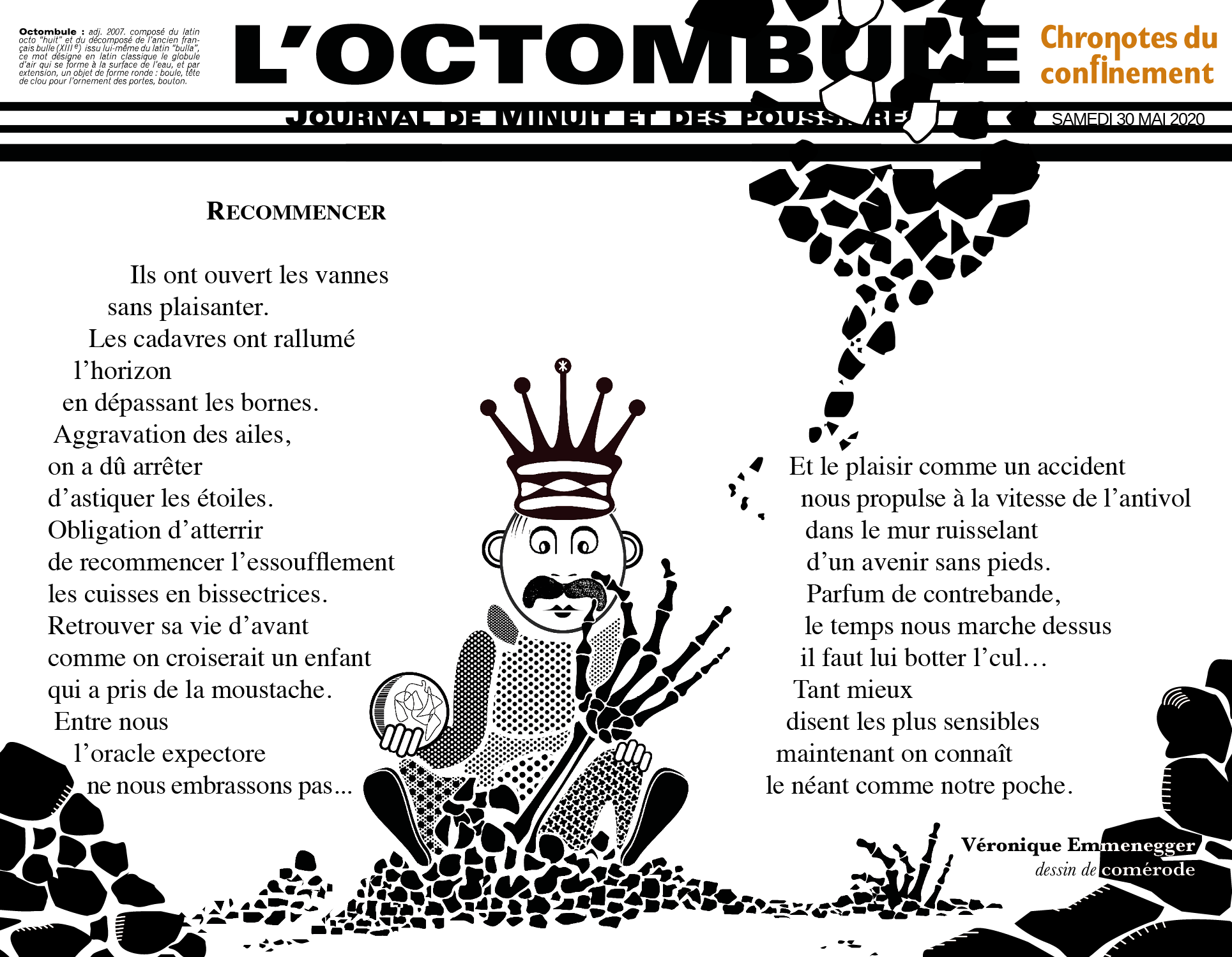 L'Octombule – Recommencer
