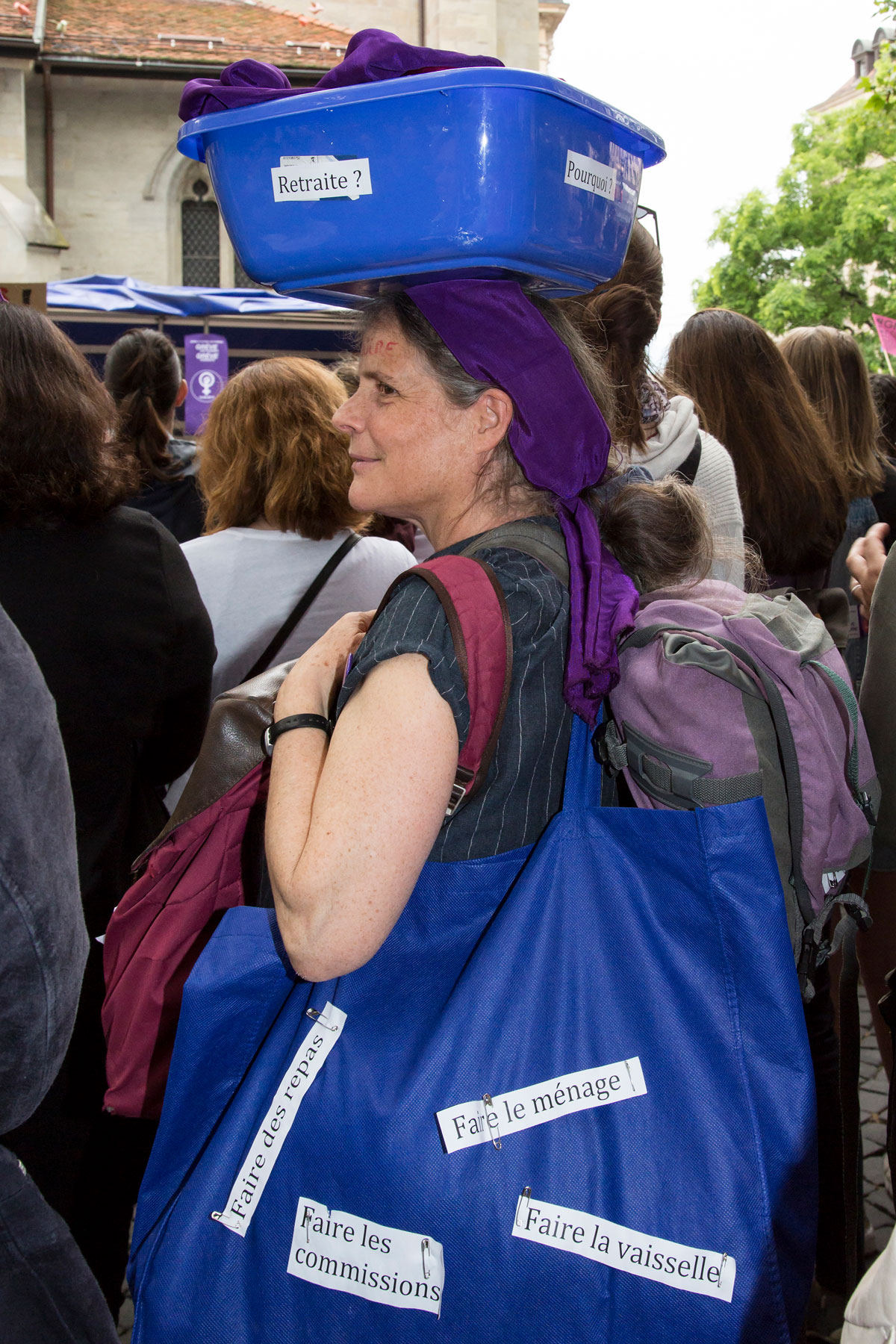Grève féministe du 14 juin 2019