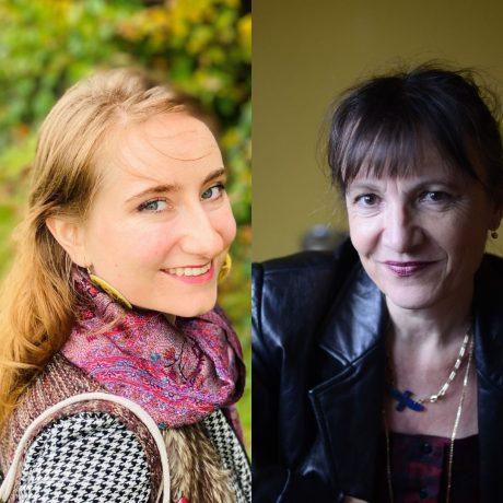 Dédicace à distance: Véronique Emmenegger et Wanda Dufner